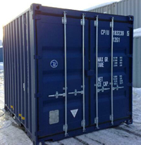 transportcontainer ISO 10'